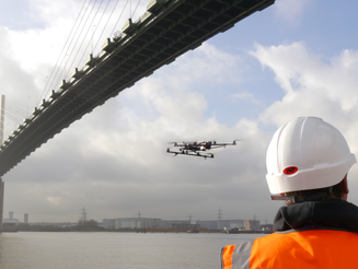 Digital Construction Week & Drones
