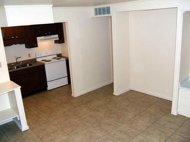 Studio Floor Plan In White