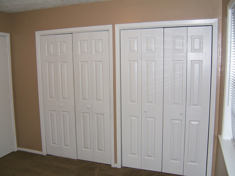 Some 2 Bedroom Closets