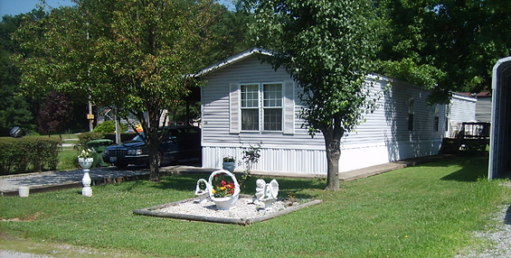 mobile homes lots