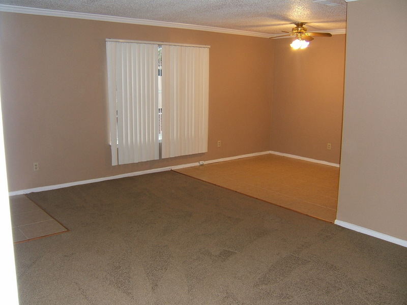 Typical Dinning & Living Room 2Bd Rm