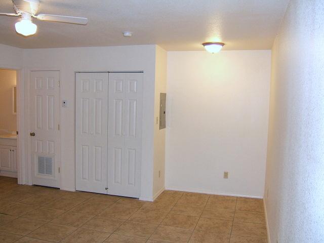 Interior Of Open Floor Plan