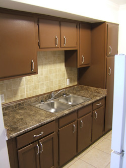 2 Bedroom Flat Kitchen