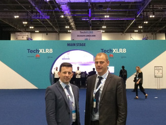 London Tech Week 5G World
