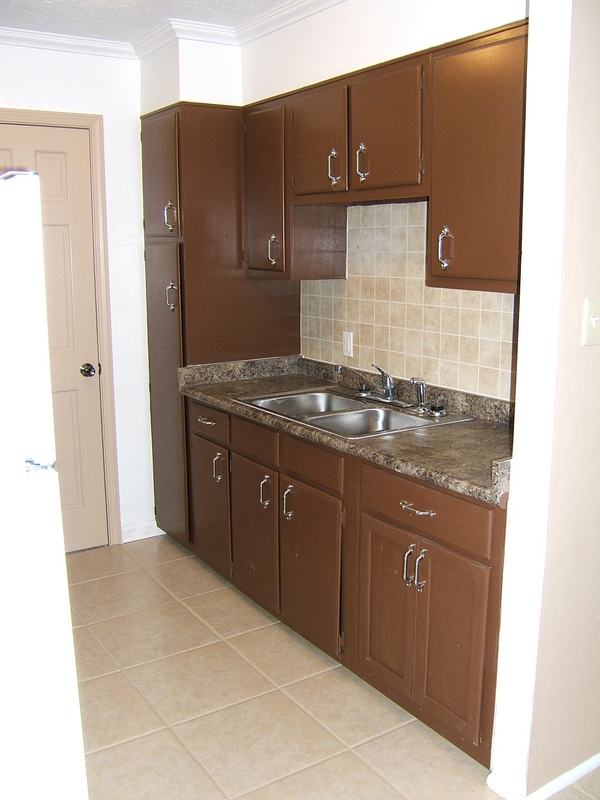 Typical Kitchen for 2 Bedroom