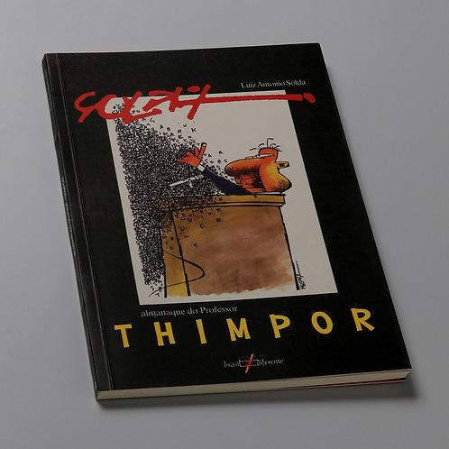 kit Livros Kamikase do EspantoI e Almanaque do Prof. Thimpor