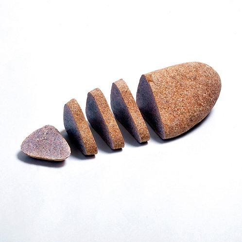 Pão de pedra- Escultor Alfi Vivern