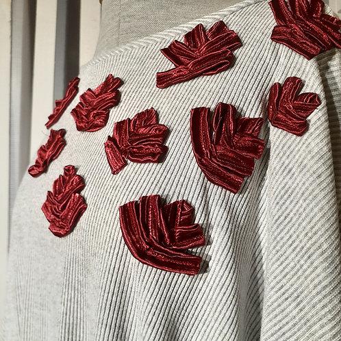 Vestido Fértil Regata bordado - H-AL | Alexandre Linhares & Thifany F.