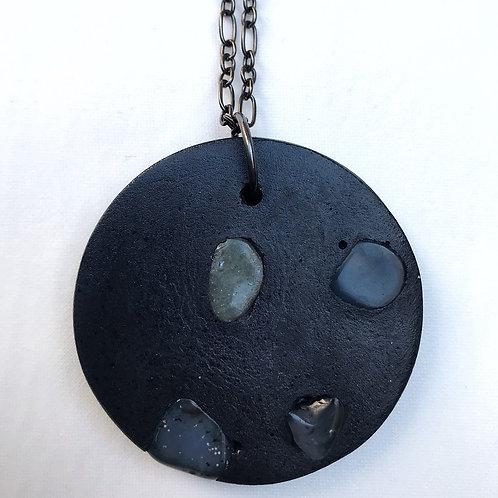 Colar Pedras - Artista Mariana Tasso