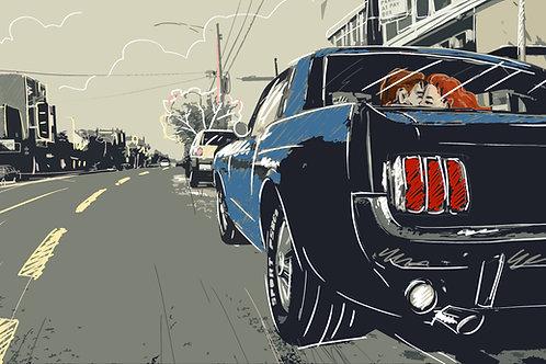 Summer 66 - Desenho Foca Cruz