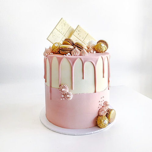 CHOC LOADED CAKE