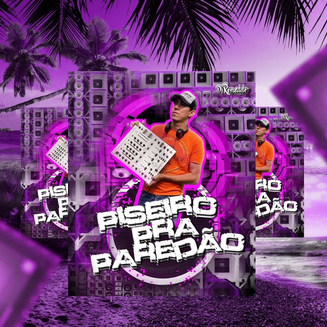 CD Piseiro para Paredão