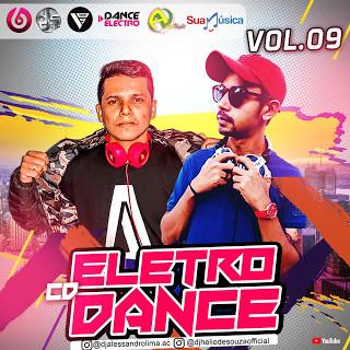 CD Eletro Dance Vol 09