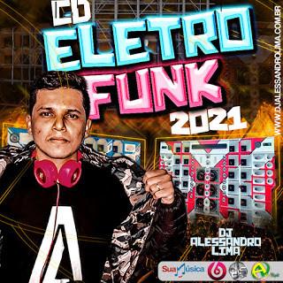 CD ELETRO FUNK 2021