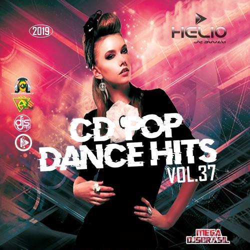 CD Pop Dance Hits Vol.37 - DJ Helio De S