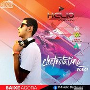 CD Electro Latino Vol.01 - DJ Helio De S