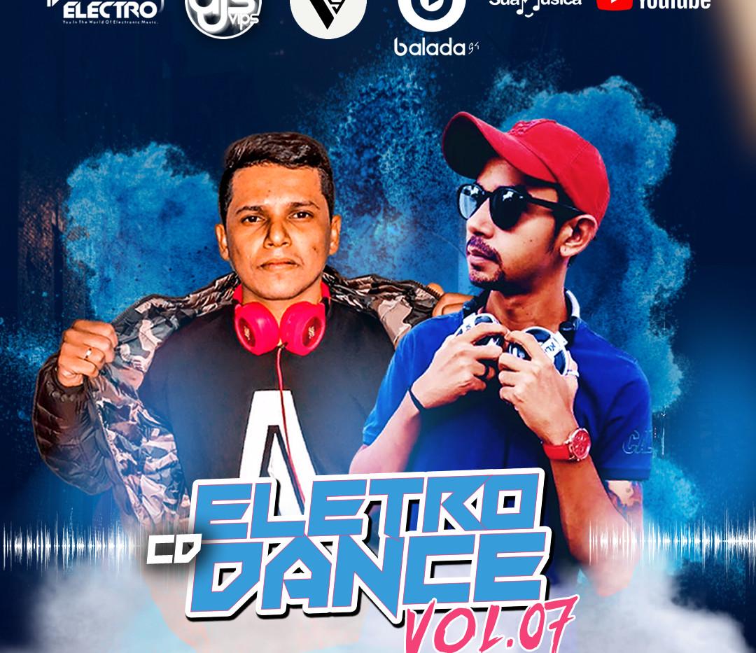CD Eletro Dance vol 07