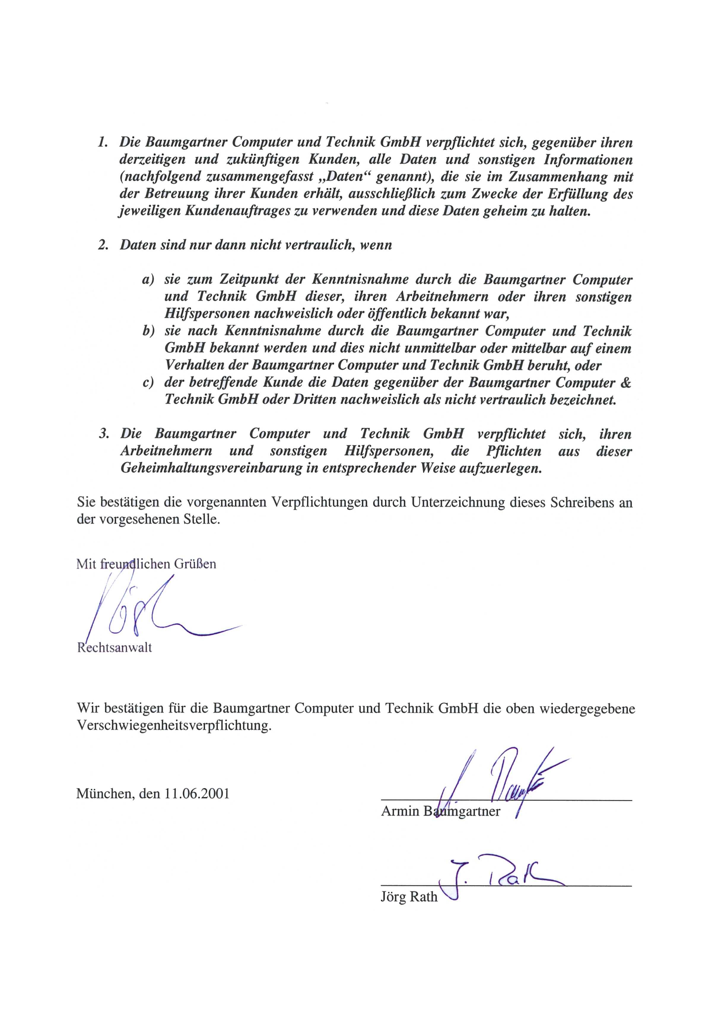 2001_06_RAe Klapp und Roeschmann_Geheimh