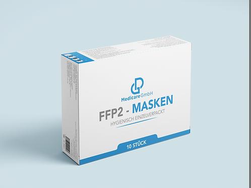 FFP2-Masken (5 x 10er Gebinde)