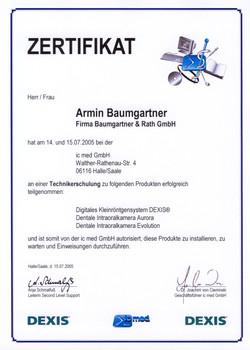 2005_07_icmed_Technikerschulung_Baumgart