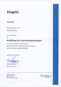 2013_09_Rath_Laserurkunde