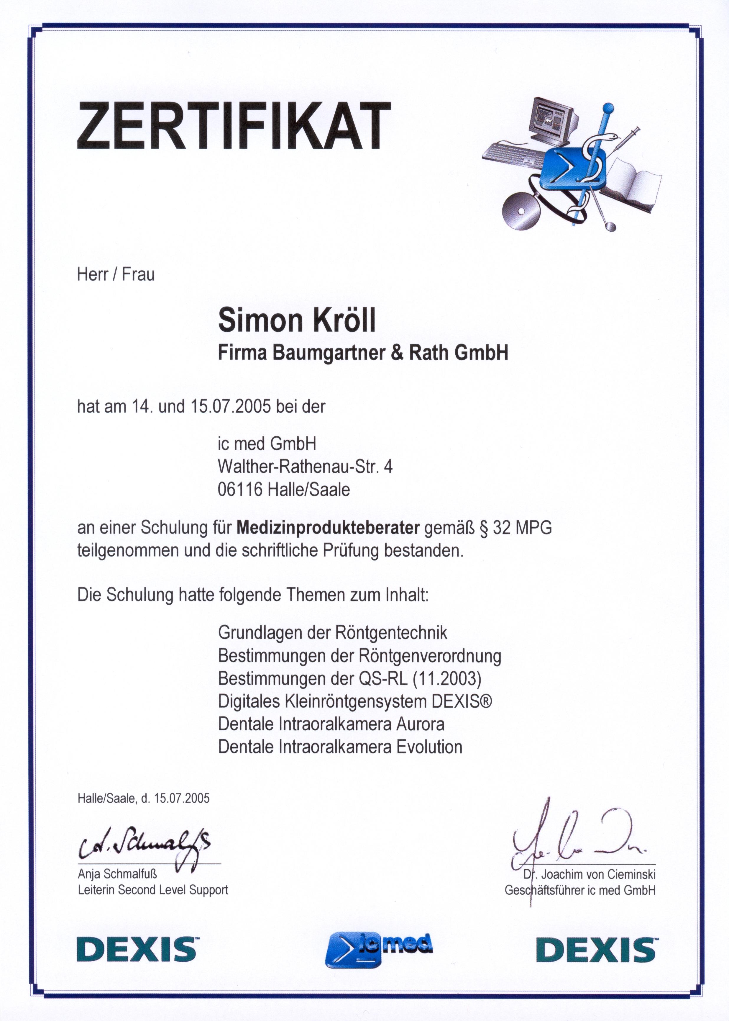 2005_07_icmed_Medizinprodukteberater_Kro