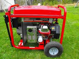 Do NOT buy a gasoline powered Backup Generator...