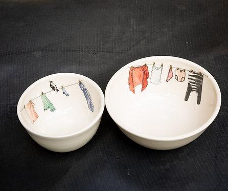 Condiment bowl set No.18