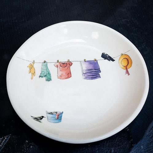Breakfast plate No.55