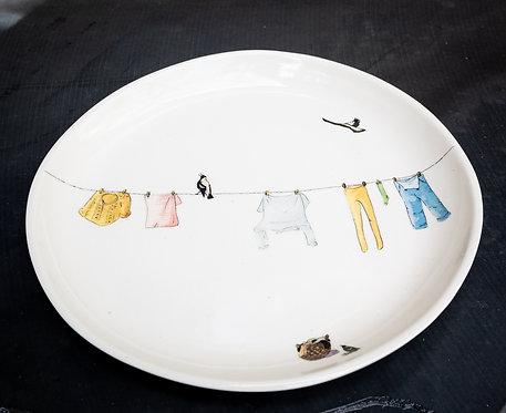 Dinner plate  No.49