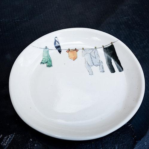 Breakfast plate N0.54