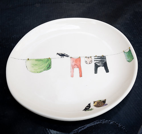 Lunch plate No.52