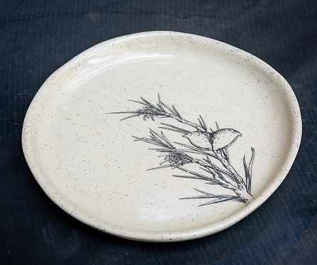 small serving plate No.68