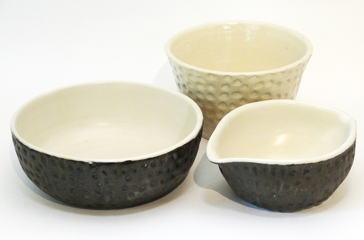 A selection of bowls