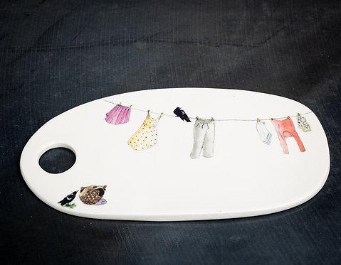 Small cheese board No.7