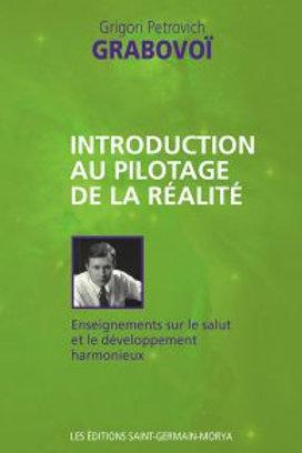 G.GRABOVOI-Introduction au pilotage de la réalité
