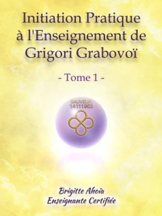 Brigitte AHOIA- Initiation Pratique à l'Enseignement de Grigori Grabovoï