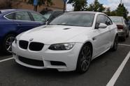 Clean BMW M3