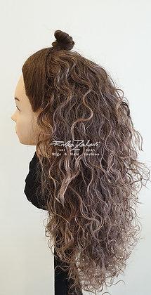 תוספת שיער מילוי ואורך דגם 5#