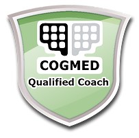 Cogmed qualified coach emblem.