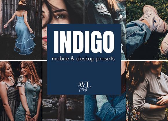 INDIGO Mobile & Desktop Preset