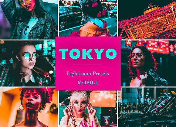 TOKYO Mobile Preset