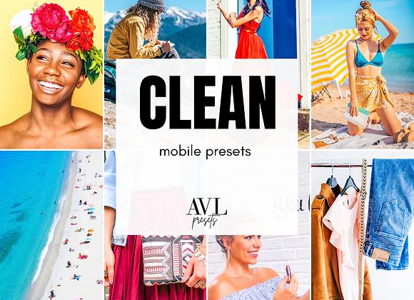 CLEAN Mobile Preset