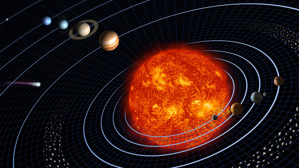 1. Our Solar System