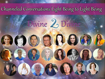 Divine 2 Divine Channeled Conversations Starting Sunday 4th of March for 24 Days!