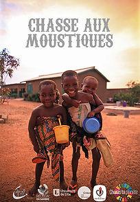 film chasse aux moustiques paludisme santé prévention