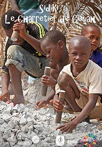 Film sidiki, le charretier de Coyah travail des enfants droit des enfants éducation