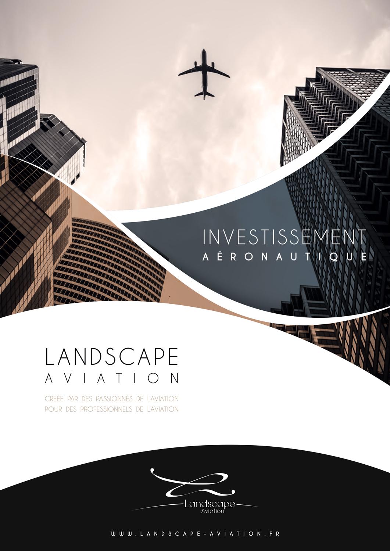 Plaquette Landscape Aviation