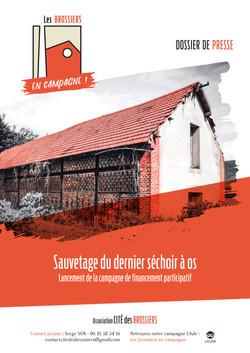 Dossier de Presse Cité des Brossiers