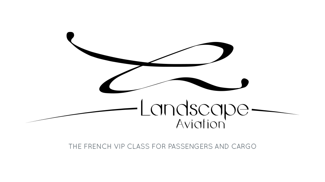 Carte de visite Landscape Aviation